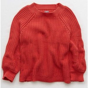 AE Pullover Sweater | Size M